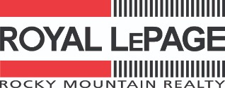 Royal LePage Rocky Mountain Realty - Canmore Banff Logo
