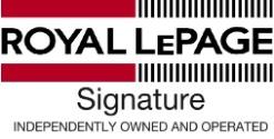 Royal LePage Signature- Weyburn Logo