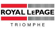 Royal LePage Triomphe,  Agence Immobilière Logo