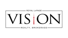Royal LePage Vision Realty- Toronto, Brokerage Logo