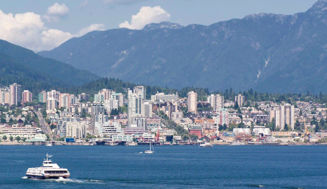 Vancouver skyline during the day