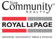 Royal LePage Your Community Realty - Richmond Hill, Brokerage Logo