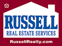Russell Real Estate Services - Hudson Logo