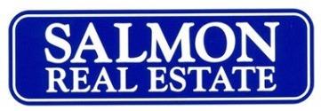 Salmon Real Estate Logo