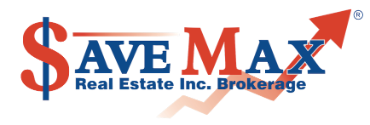 Save Max Real Estate Logo