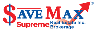 Save Max Supreme Real Estate Logo