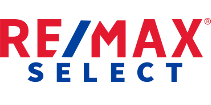 RE/MAX SELECT and RE/MAX Property Center Logo