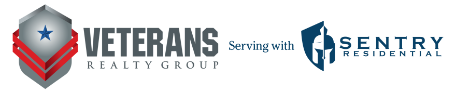 VETERANS REALTY GROUP Logo