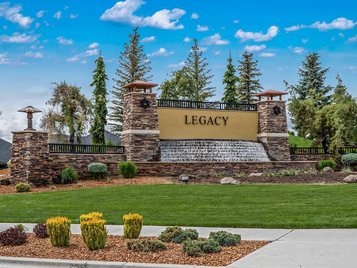 Legacy Fountain