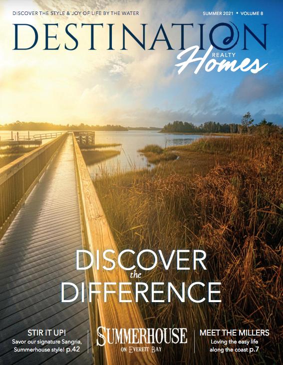 Destination Homes Book