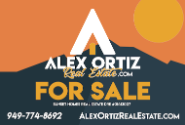 www.AlexOrtizRealEstate.com Logo