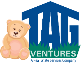 TAG Ventures Real Estate Services Logo