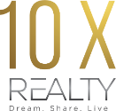 Ten X Realty Logo