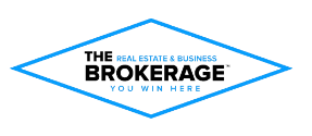 The Brokerage Real Estate And Business Brokerage Logo