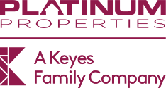 Platinum Properties, A Keyes Family Company Logo