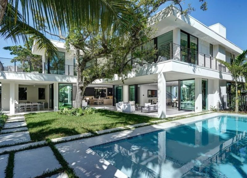 Large Modern Home with Pool