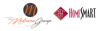 The Medrano Group with HomeSmart Realty Logo