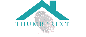Thumbprint Realty Atlanta Logo
