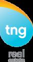 TNG Real Estate, Whittier Logo