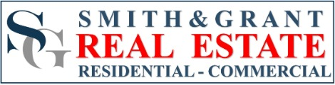 Top Charleston Agents with Smith & Grant Real Estate Logo