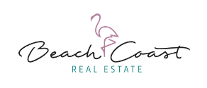Beach Coast Real Estate Logo