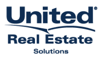 United Real Estate Solutions Logo