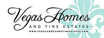 Vegas Homes and Fine Estates Logo