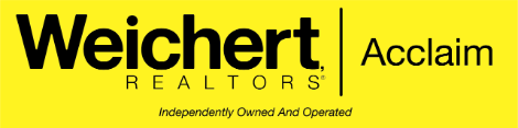 Weichert, Realtors® - Acclaim - Tannersville Logo