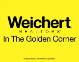 Weichert, Realtors® - In The Golden Corner Logo