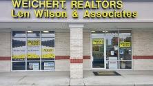Weichert, Realtors® - Len Wilson & Associates Logo