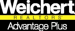 Weichert, Realtors® - Advantage Plus - West Logo