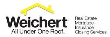 Weichert, Realtors® - Clifton Logo