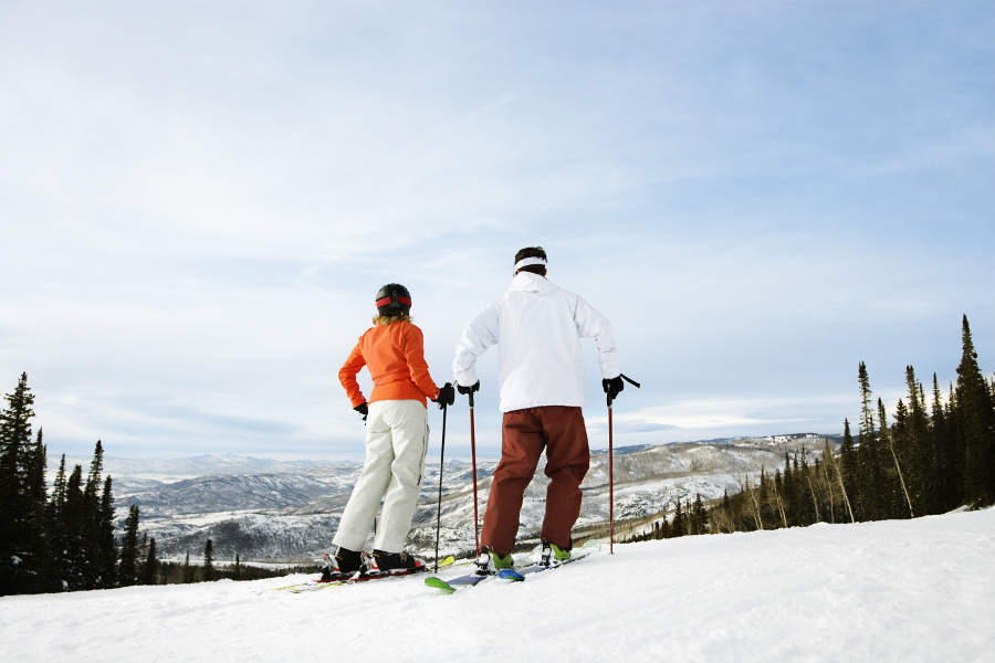 Winter activities in Grand JUnction