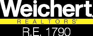 Weichert, Realtors® - R.E. 1790 Logo