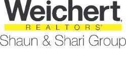 Weichert, Realtors® - Shaun & Shari Group Logo