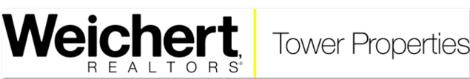 Weichert, Realtors® - Tower Properties Logo
