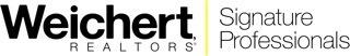 Weichert, Realtors® - Signature Professionals Logo