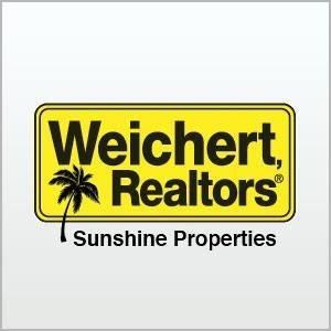 Weichert, Realtors® - Sunshine Properties - Jupiter Logo