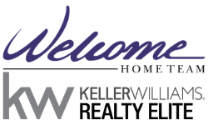 Welcome Home Team - Keller Williams Realty Elite Logo