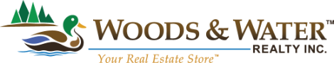 Woods & Water Realty Inc. Logo