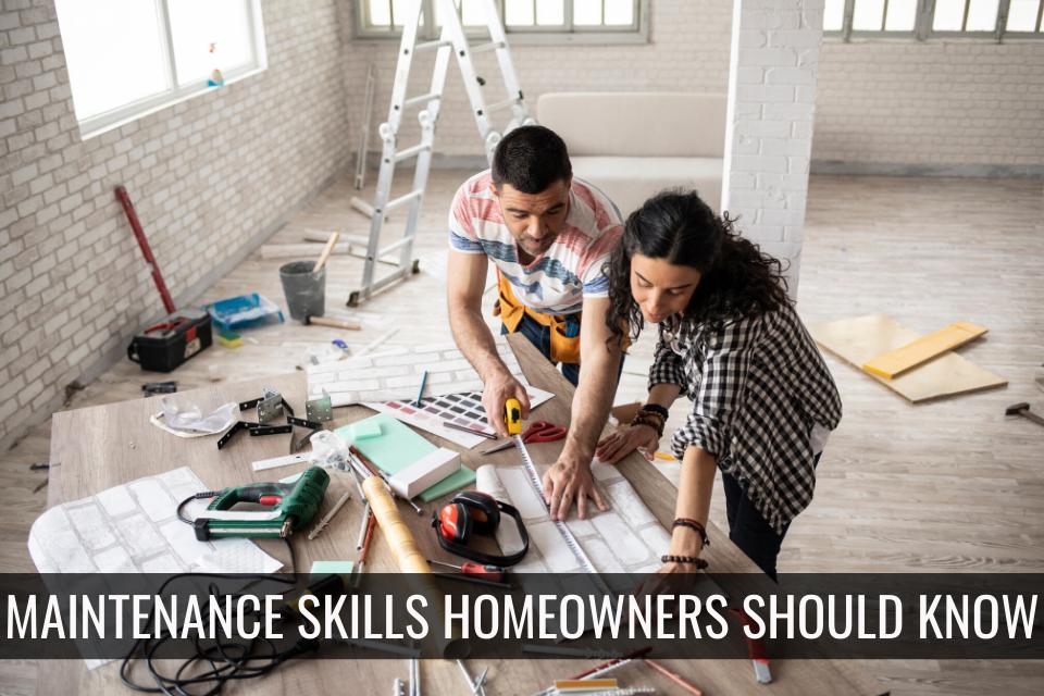 Tammy Wiggins 6 Maintenance Skills Homeowners Should Know