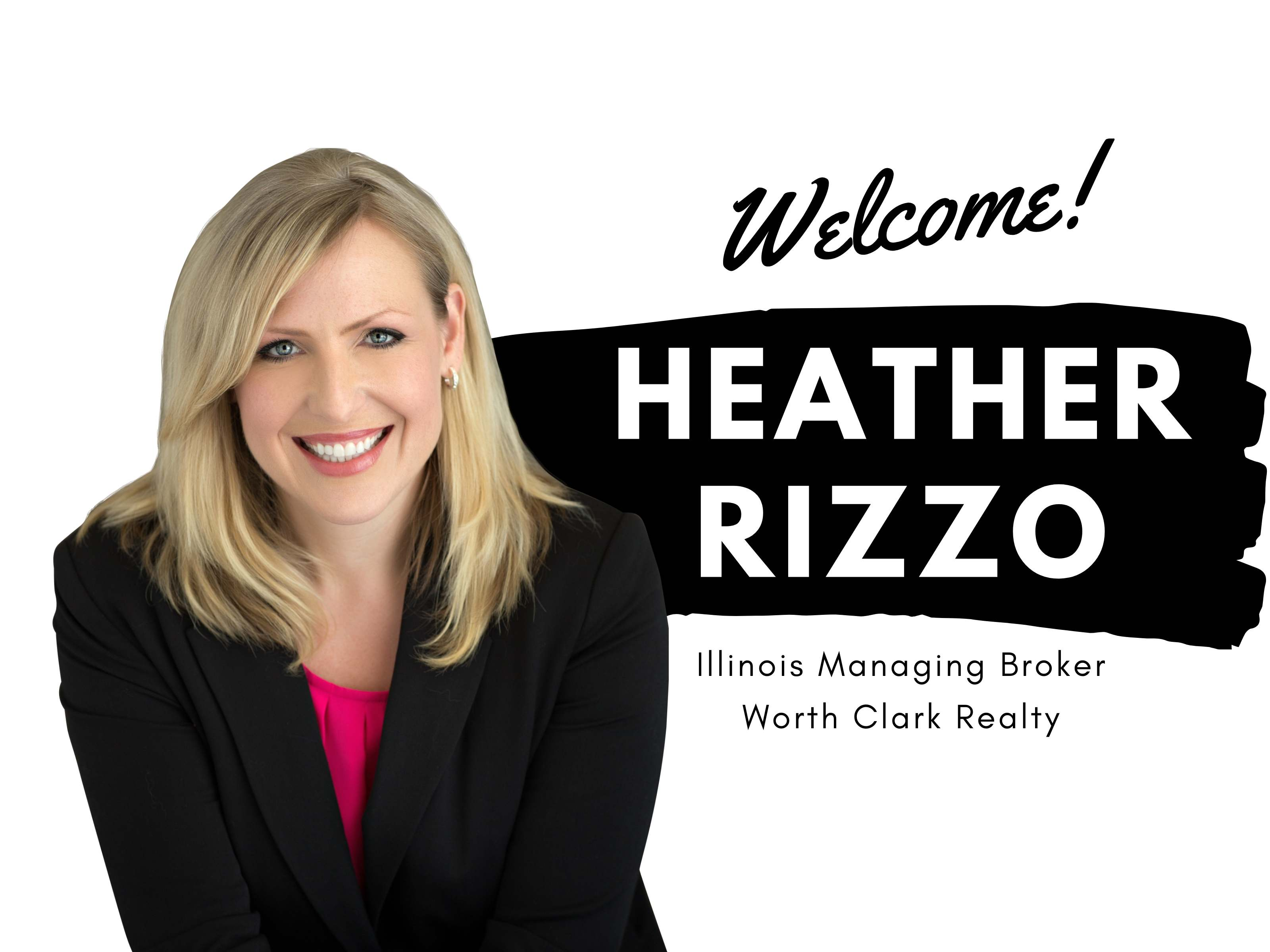 Heather Rizzo Joins Worth Clark Realty!