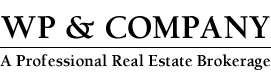 WP & Company Logo