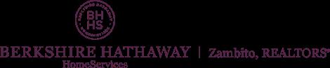 Berkshire Hathaway HomeServices Zambito REALTORS Logo